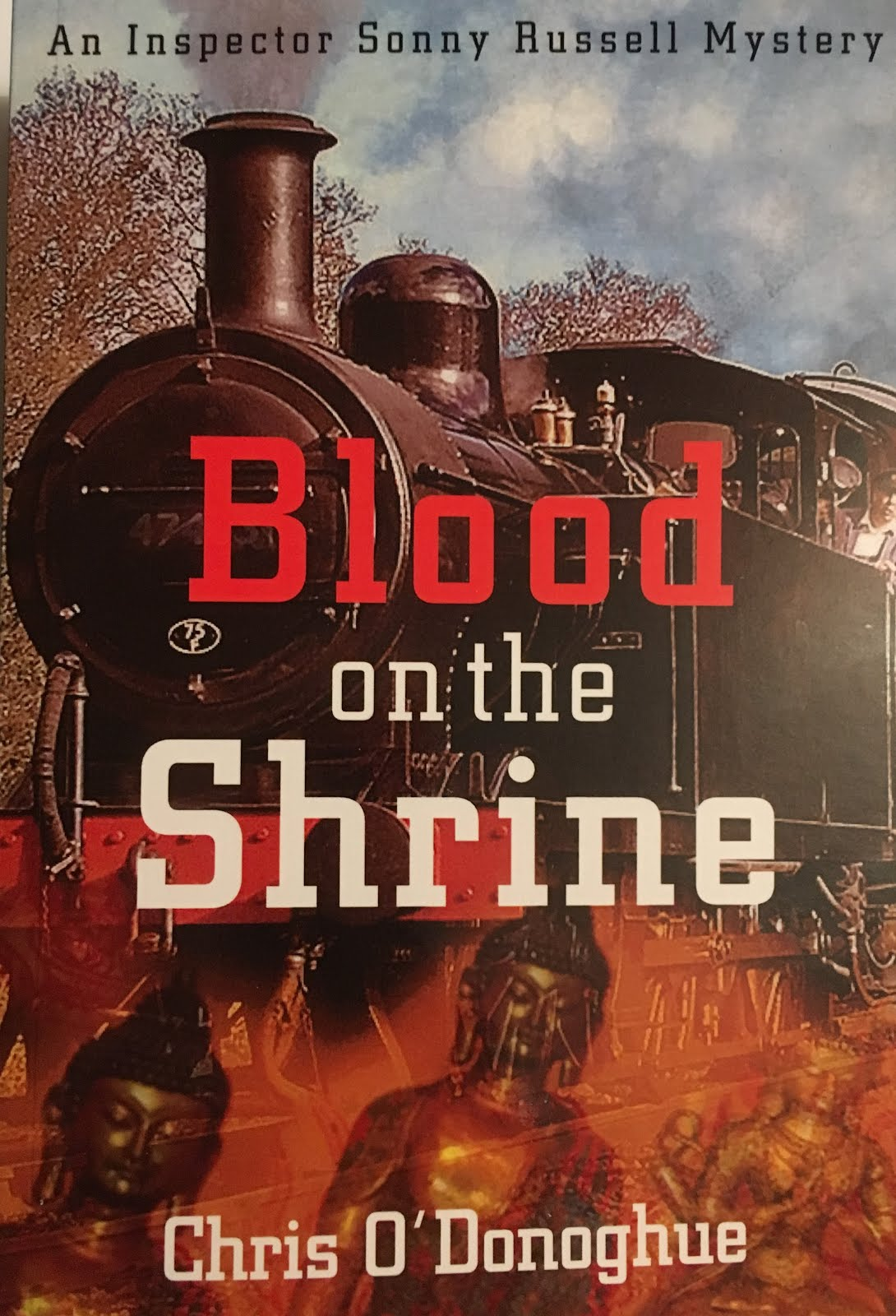 Blood on the Shrine