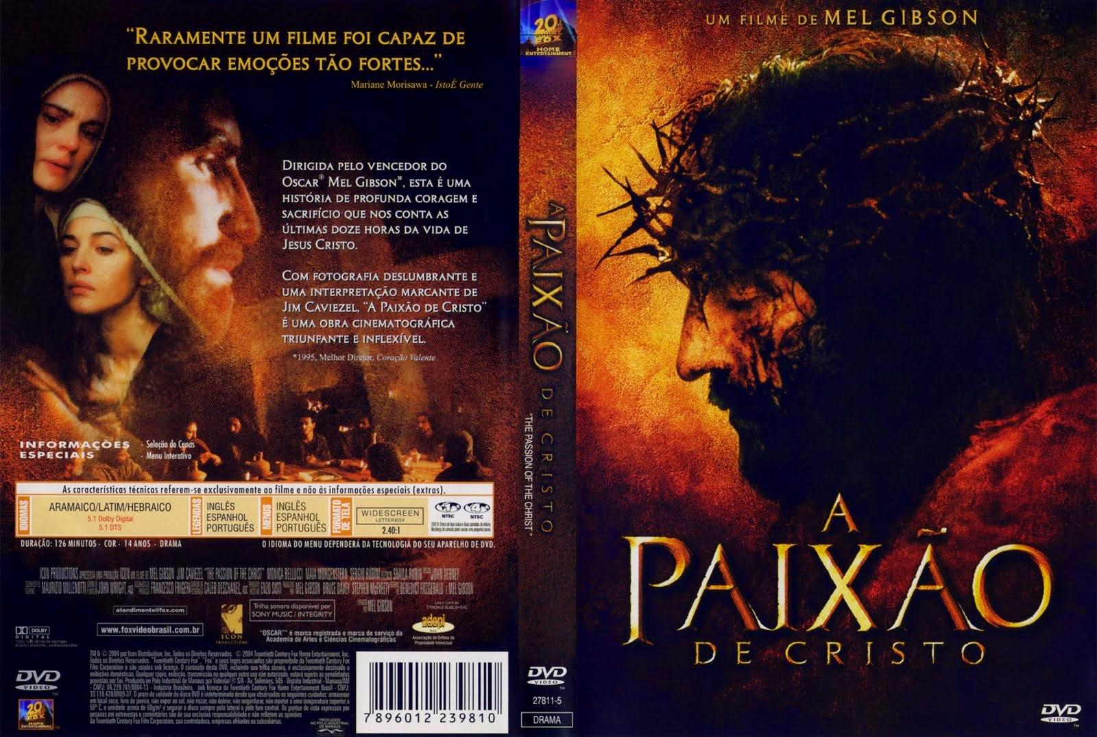 Download A Paixão de Cristo 720p BRRip x264 Legendado