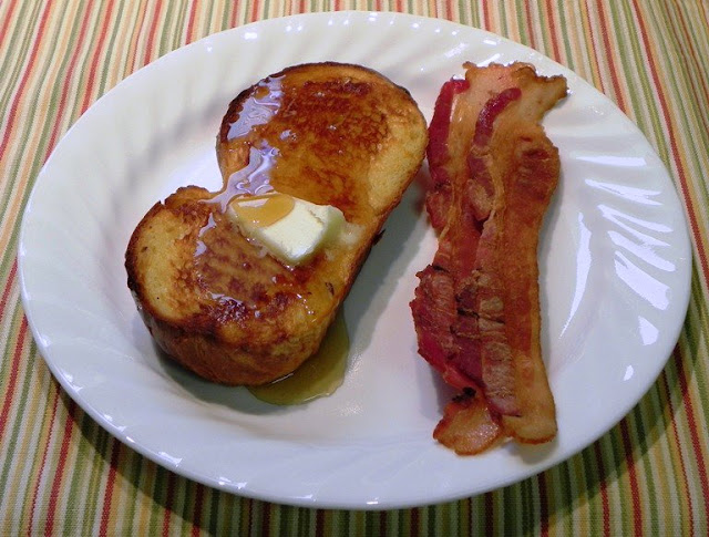 The Iowa Housewife French Toast Oven Style