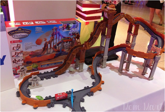 Chuggington Stack Track