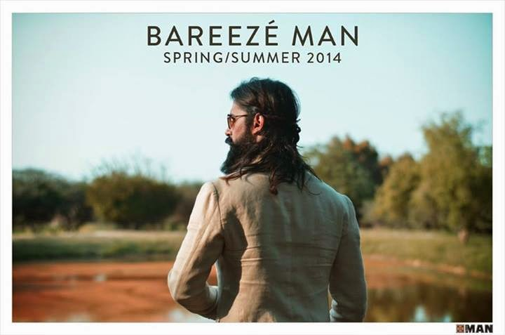 Bareeze Man Spring Summer Collection 2014