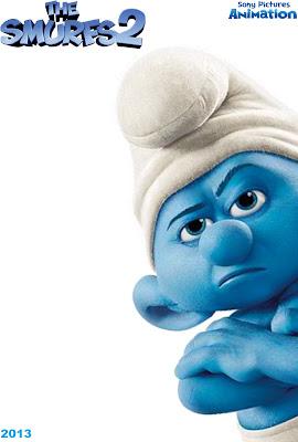zangado Smurfs 2