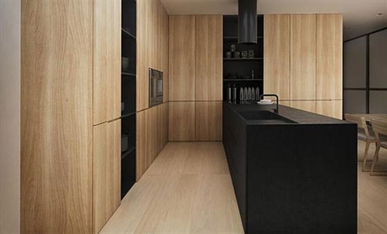 Keuken Design Ideeen : Houten keuken: moderne keuken design trends 2012 herontwerpen van