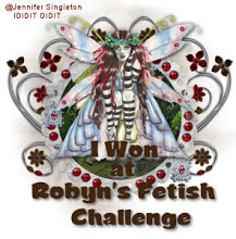 Robin's Fetish Challenge Blog Winner