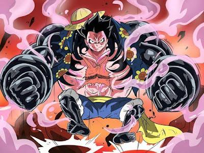 Gear 4th Luffy