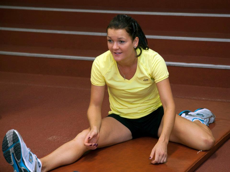 Agnieszka radwanska hot as hell at practice 7