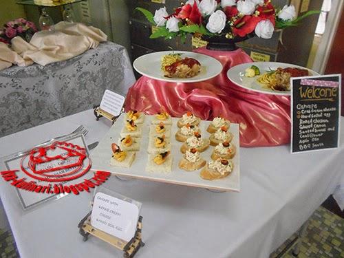 Seni Kulinari Kolej Vokasional (ERT) Azizah: HSK 401 Western Cookery