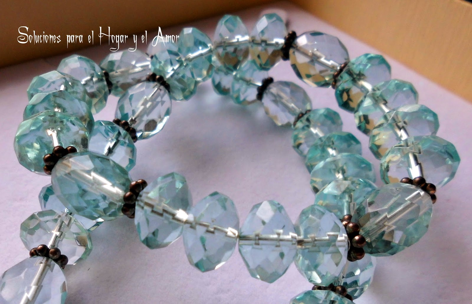 Cristales de Cuarzo azul celeste piedras facetadas, propiedades