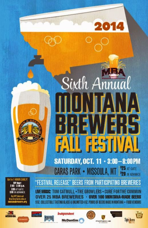 6th Annual Montana Brewers Fall Festival 2014