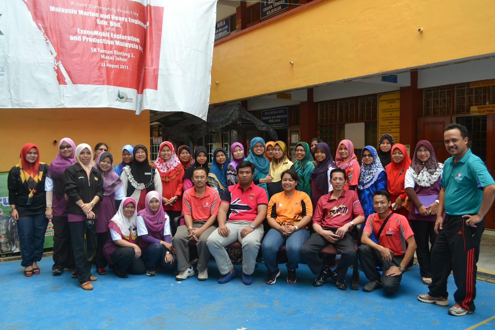 Sk Taman Rinting 2 Sepetang Bersama Jaguh Boling Negara