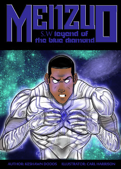 Menzuo S.W. (Solar Warriors) Legend of the Blue Diamond