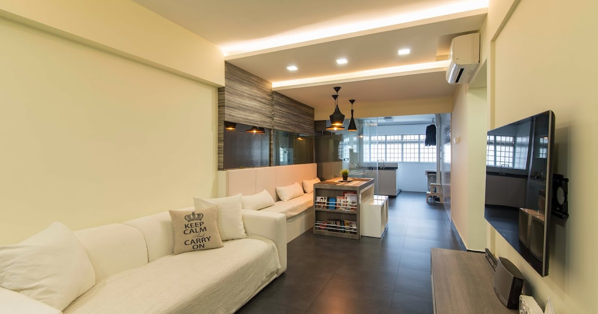 Interior design guide hdb 3 rooms interior design for 4 room flat renovation design