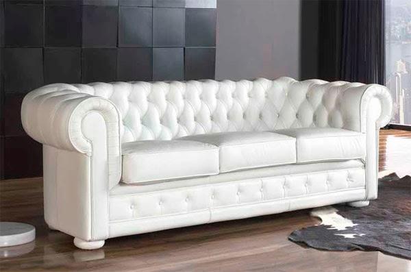 Arte h bitat tu tienda de muebles sof chester de for Sofa tipo chester barato