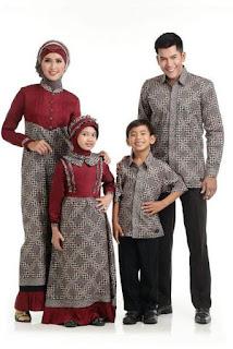 Baju Muslim Untuk Ayah Ibu Dan Anak