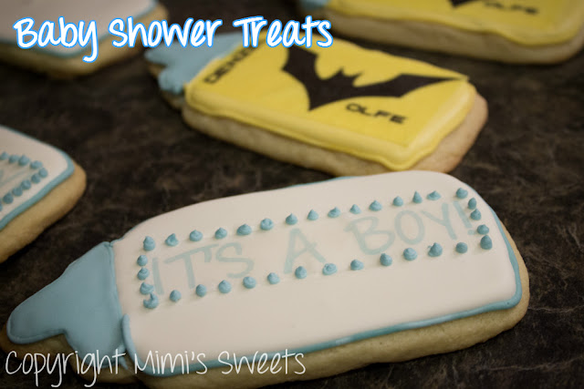 Baby Shower Treats