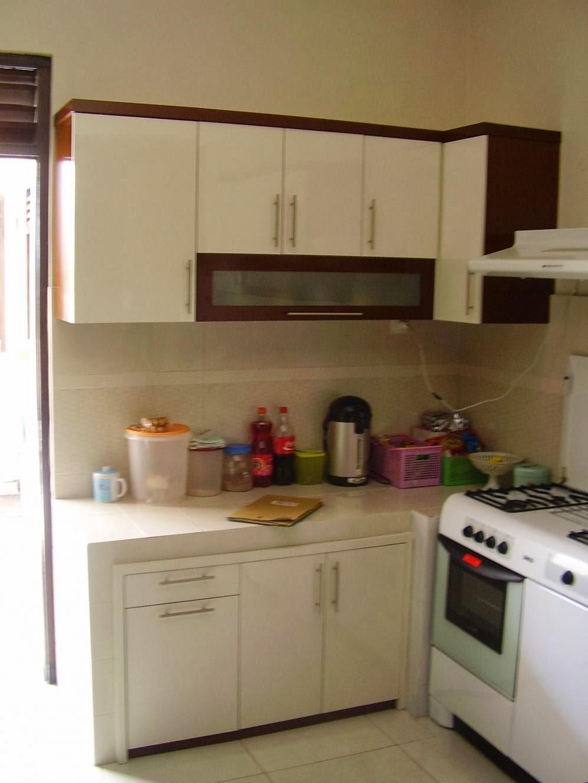 Jasa pembuatan kitchen set di jakarta timur jual kitchen for Buat kitchen set sendiri