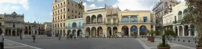 plaza de armas la habana