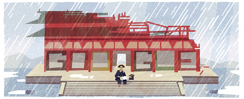 Ryunosuke Akutagawa's 121st Birthday