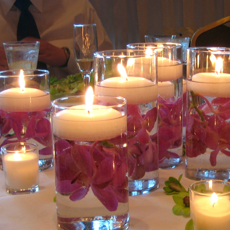 Candle Ideas For Weddings