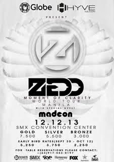 Moment Of Clarity Tour: ZEDD Live In Manila