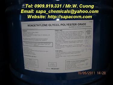 Ethylene Glycol (MEG) - monoethylene glycol