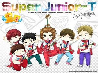 Super Junior - Super Man