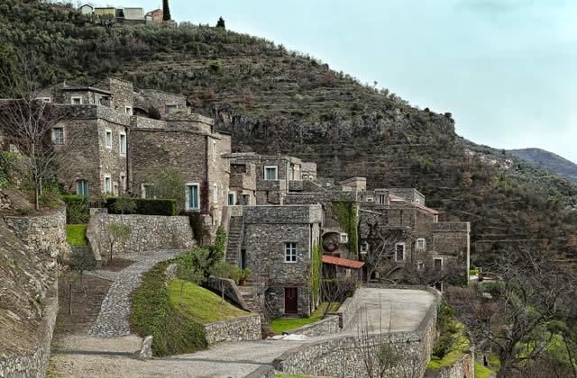 Castelvecchio di Rocca Barbena - Liguria Province of Savona, Italy