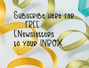 Click to subscribe to my FREE newsletter