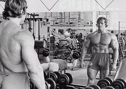 Arnold Schwarzenegger Pain Quotes