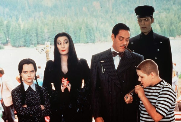 Overanalizing Addams Family Values