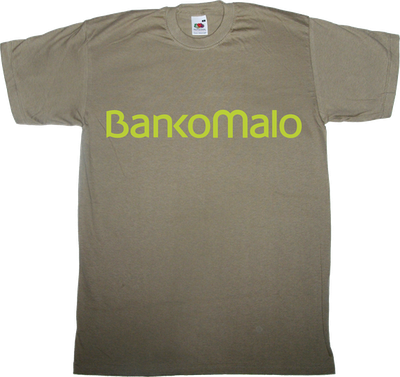 bankia useless Politics useless capitalism useless economics spain is different t-shirt ephemeral-t-shirts