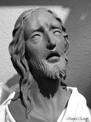 Busto de Cristo 30cm
