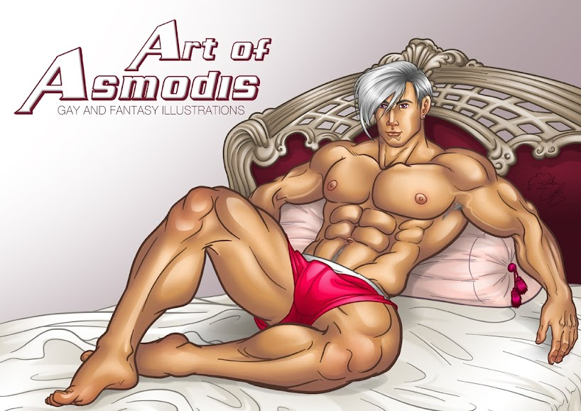 Art of Asmodis - Illustration and Comicart
