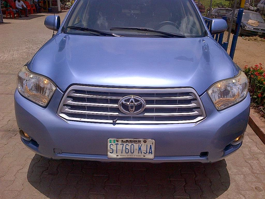 Nigeria Used Cars For Sale In Lagos Posted 2014 | Autos Post