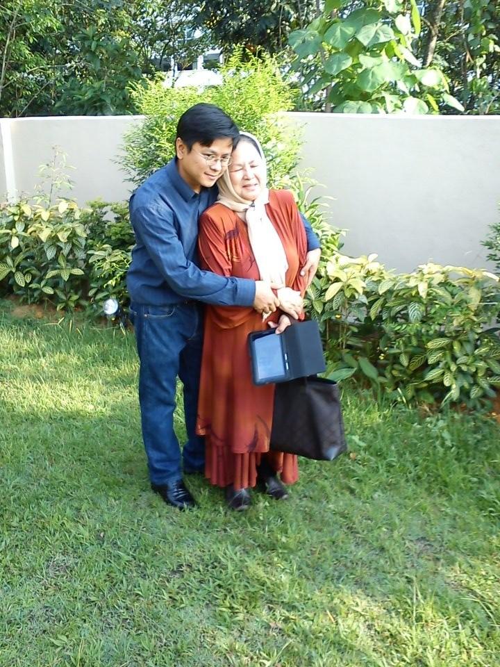 Tribute to Allahyarham Sudirman Haji Arshad: February 2012