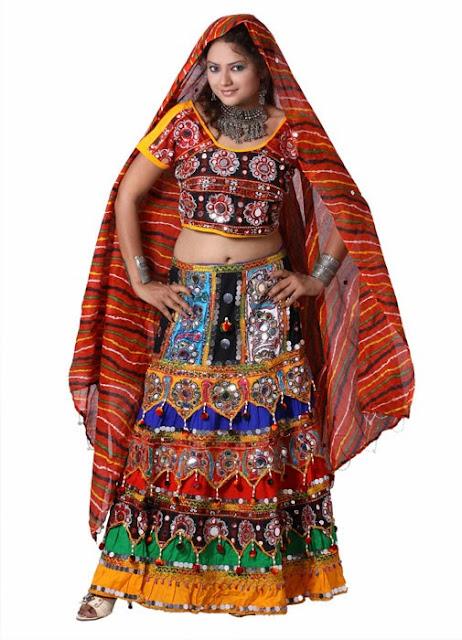 Designer Toran Chaniya Choli For Navratri Festival 2013