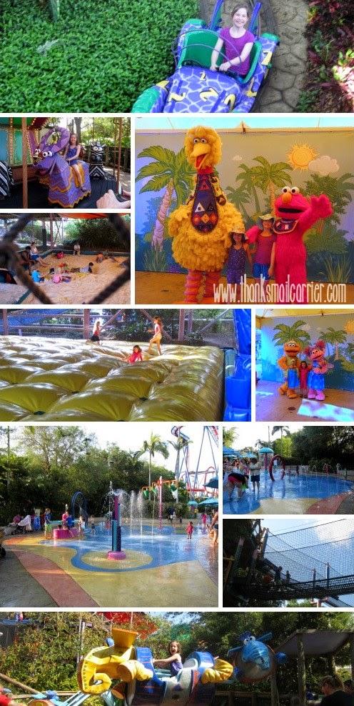 Busch Gardens Sesame Street