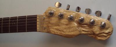 carved electric guitar guitarra escultura