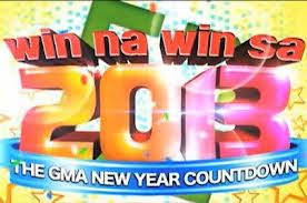 Win Na Win Sa 2013: The GMA New Year Countdown