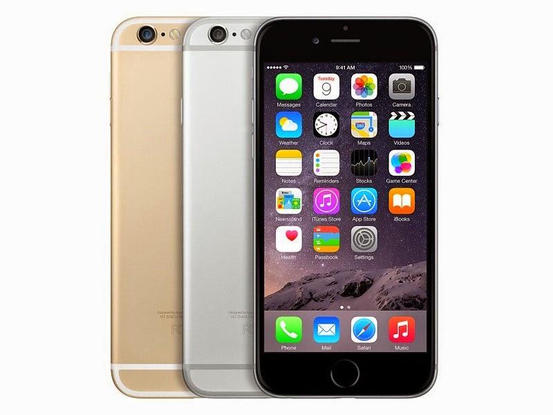 Harga iPhone 6 di Indonesia, Handphone Resmi Meluncur 6 Februari