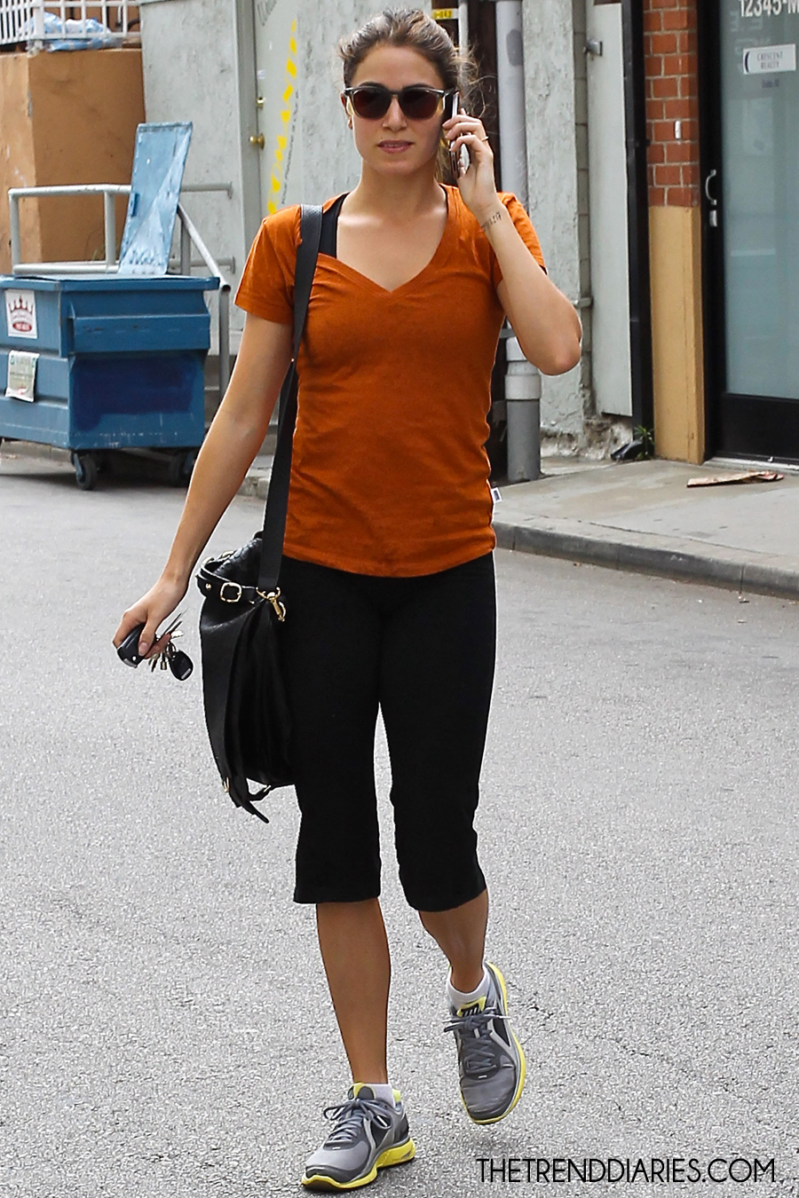 Nikki Reed Out In Studio City Los Angeles California May 3 2012 The Trend Diaries