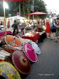 thailand night market