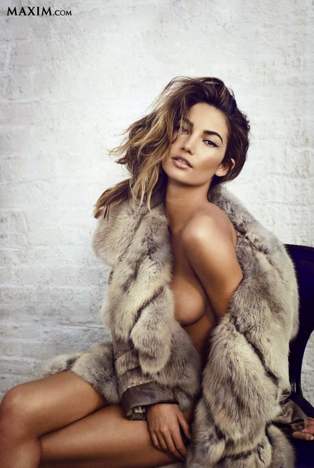 Yes, the Maxim 2014 Hot 100 of Sexiest Women & Hottest Celebrities are definitely right to showcasing the spontaneous work list to a public and put Lily Aldridge on the list number.