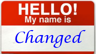 How to change my name legally in texas