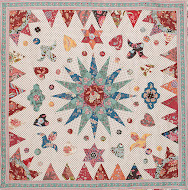 Quiltmania Mystery 2016 'Discovery'