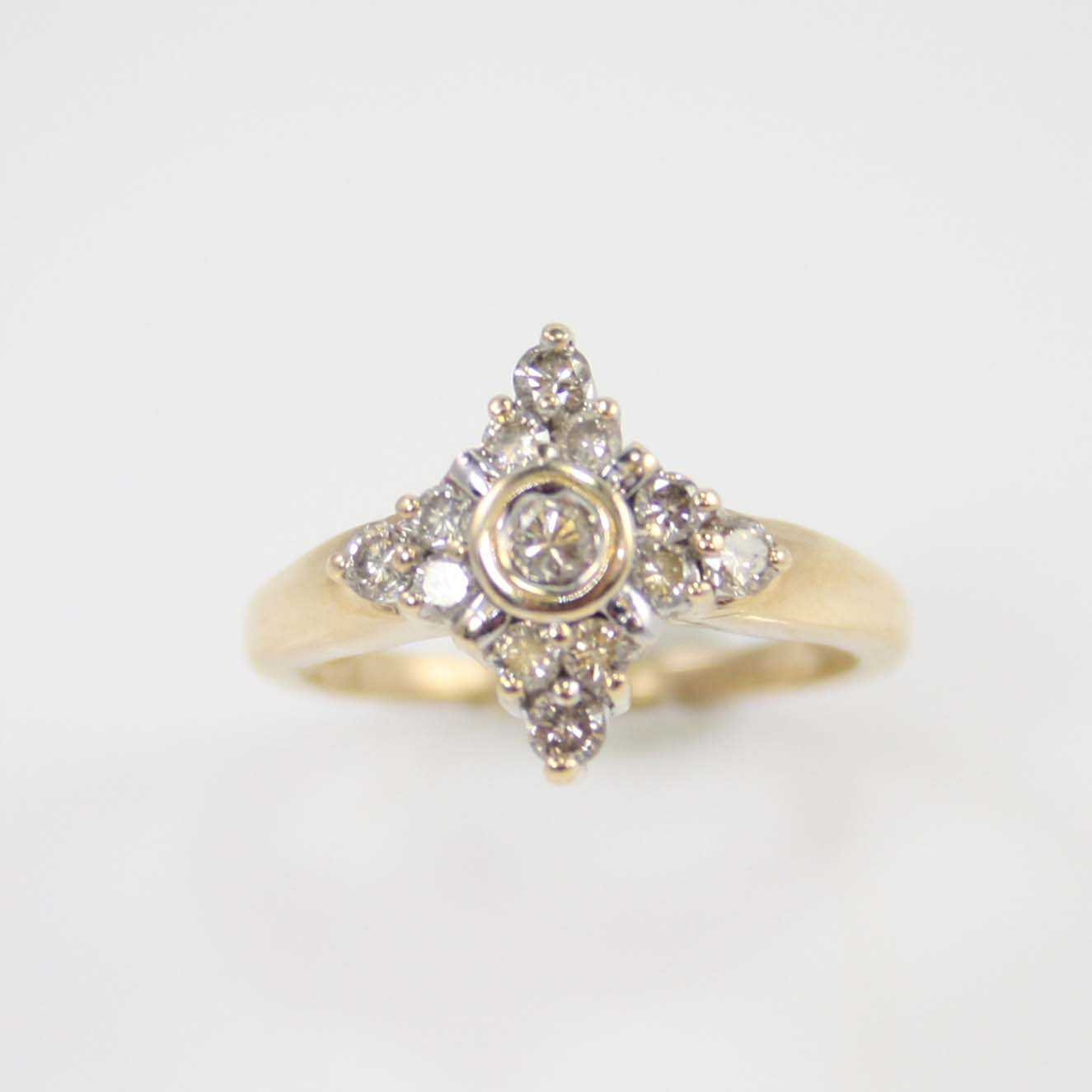 Cute Fashion Ring For Bride Photo Fashionguru99
