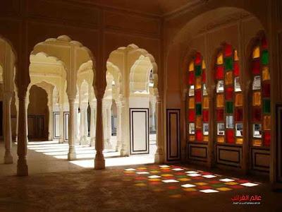 قصر هندي، هوا محل، عالم العجائب