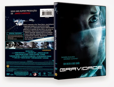 Gravidade HD/AVI GRAVIDADE+CAPA+2+3D