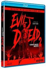Terroríficamente Muertos Blu-ray