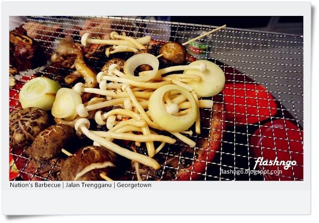 槟城美食与炭烤 | 全民炭烤店 | 自己动手烤一烤!